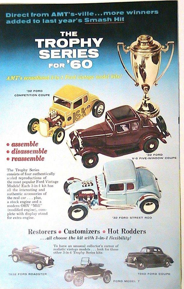 Vintage model kit ad - publicité - Page 2 11138010