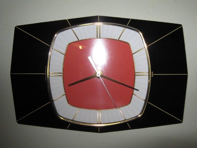 Horloges & Reveils fifties - 1950's clocks - Page 3 12249912