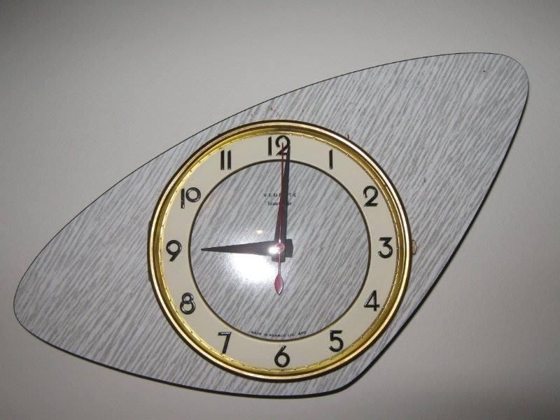Horloges & Reveils fifties - 1950's clocks - Page 3 12249913
