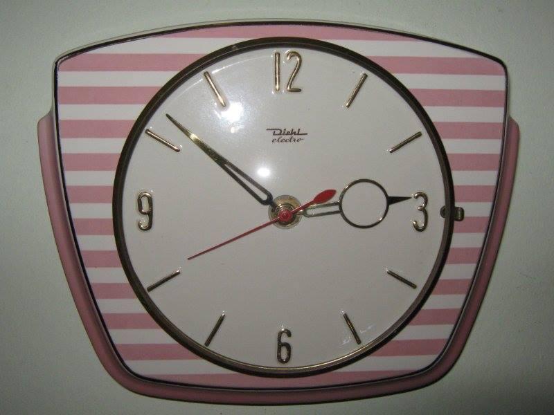 Horloges & Reveils fifties - 1950's clocks - Page 3 12250011