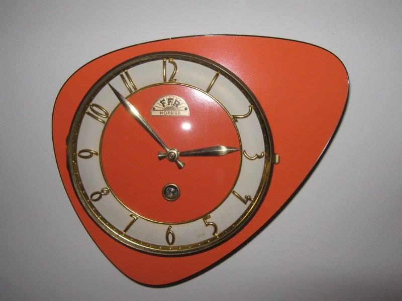 Horloges & Reveils fifties - 1950's clocks - Page 3 12250110