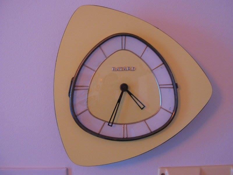 Horloges & Reveils fifties - 1950's clocks - Page 3 12274311