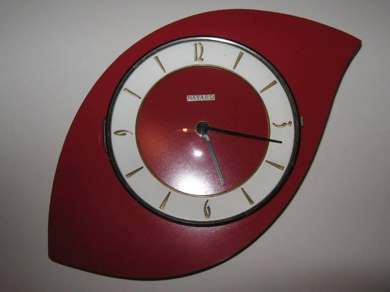 Horloges & Reveils fifties - 1950's clocks - Page 3 12274312