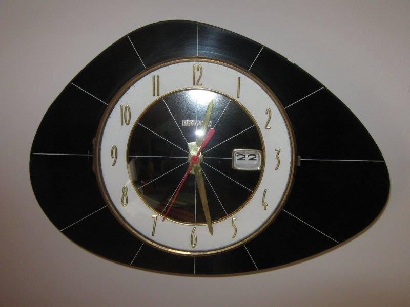 Horloges & Reveils fifties - 1950's clocks - Page 3 12274410