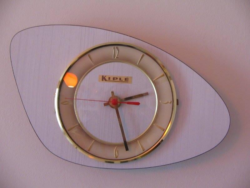 Horloges & Reveils fifties - 1950's clocks - Page 3 12274610