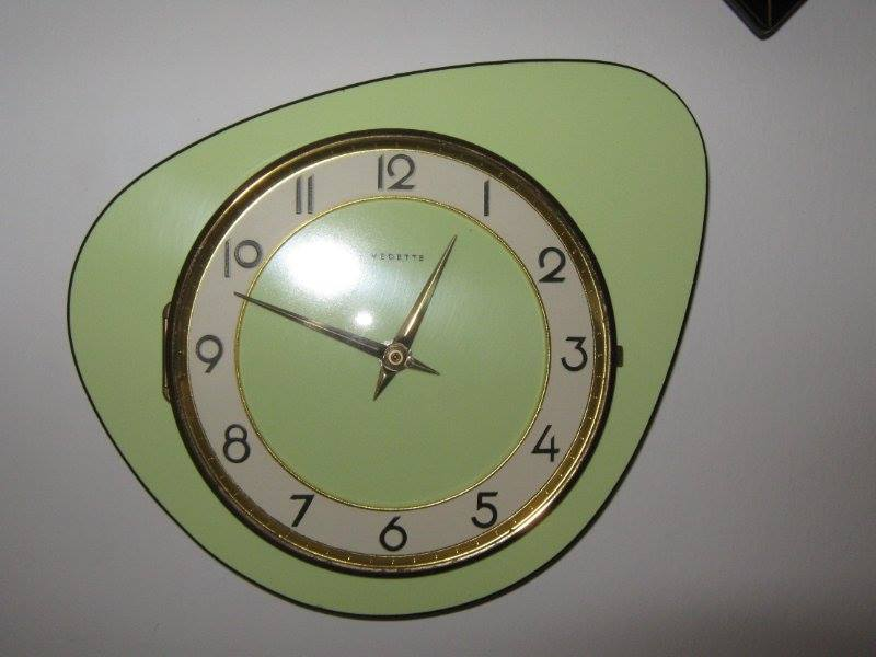 Horloges & Reveils fifties - 1950's clocks - Page 3 12274710
