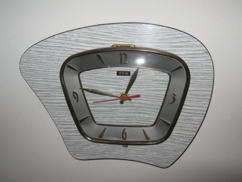 Horloges & Reveils fifties - 1950's clocks - Page 3 12278910