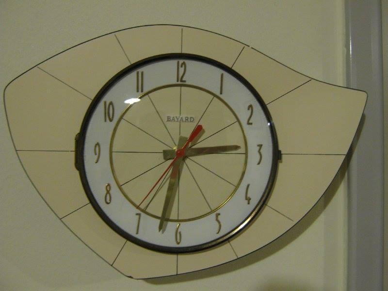 Horloges & Reveils fifties - 1950's clocks - Page 3 12279010