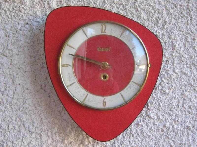 Horloges & Reveils fifties - 1950's clocks - Page 3 12279212