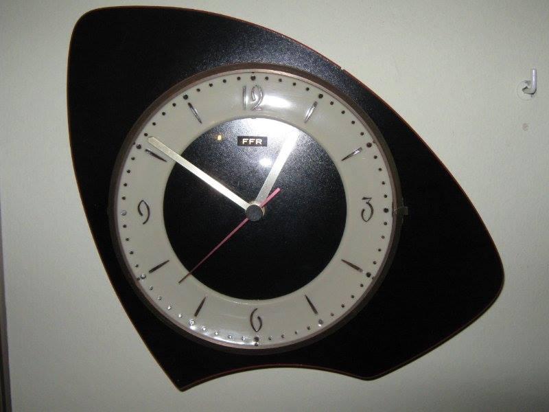 Horloges & Reveils fifties - 1950's clocks - Page 3 12289510