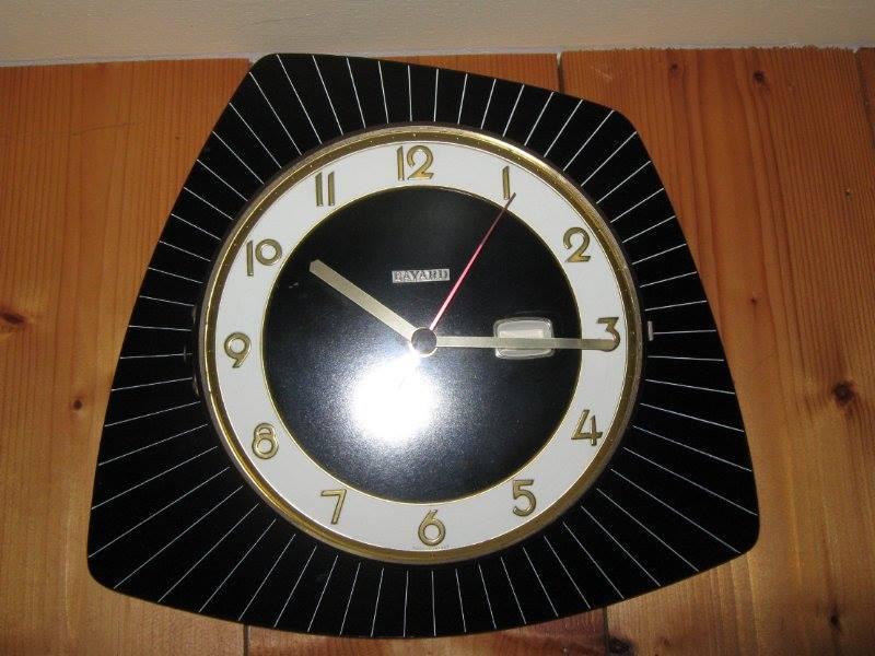Horloges & Reveils fifties - 1950's clocks - Page 3 12289611