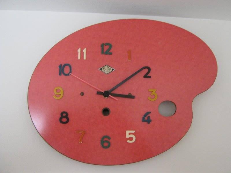 Horloges & Reveils fifties - 1950's clocks - Page 3 12289612