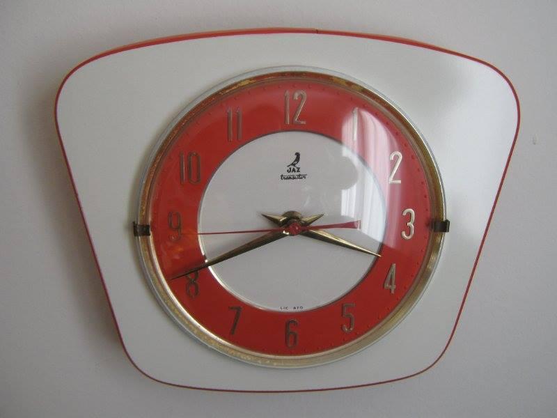 Horloges & Reveils fifties - 1950's clocks - Page 3 12289710