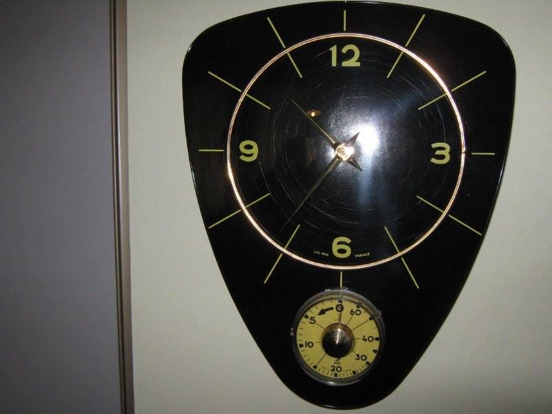 Horloges & Reveils fifties - 1950's clocks - Page 3 12289711