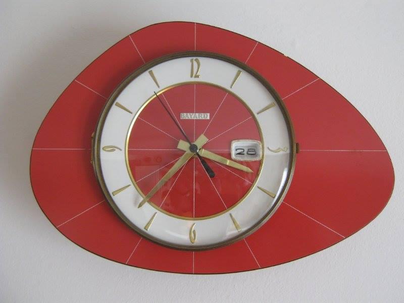 Horloges & Reveils fifties - 1950's clocks - Page 3 12294810
