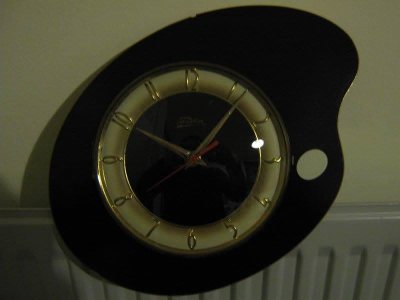 Horloges & Reveils fifties - 1950's clocks - Page 3 12295310