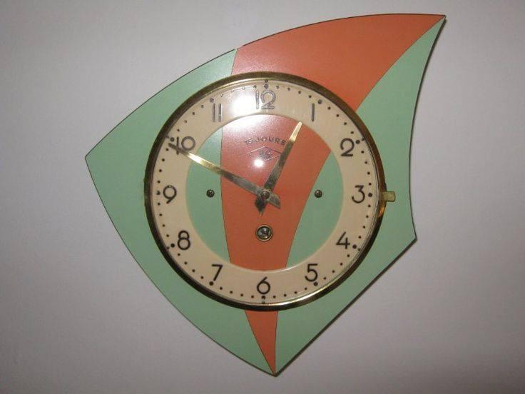 Horloges & Reveils fifties - 1950's clocks - Page 3 12295311