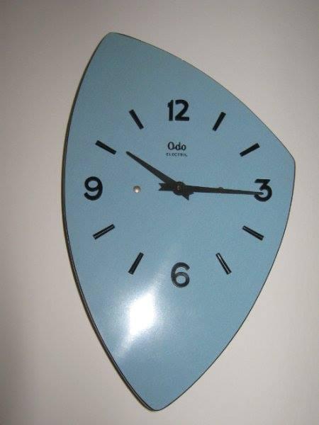 Horloges & Reveils fifties - 1950's clocks - Page 3 12295312
