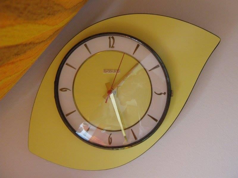 Horloges & Reveils fifties - 1950's clocks - Page 3 12295410