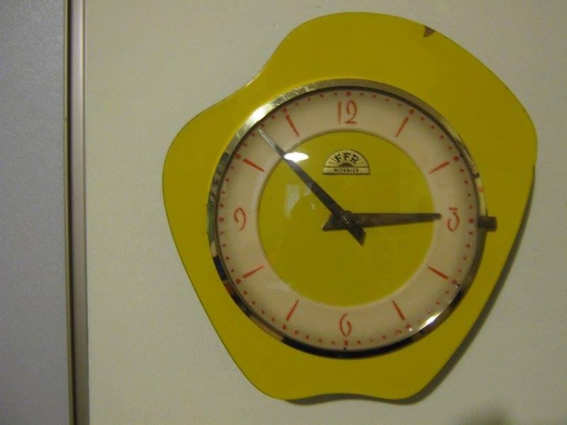 Horloges & Reveils fifties - 1950's clocks - Page 3 12295411