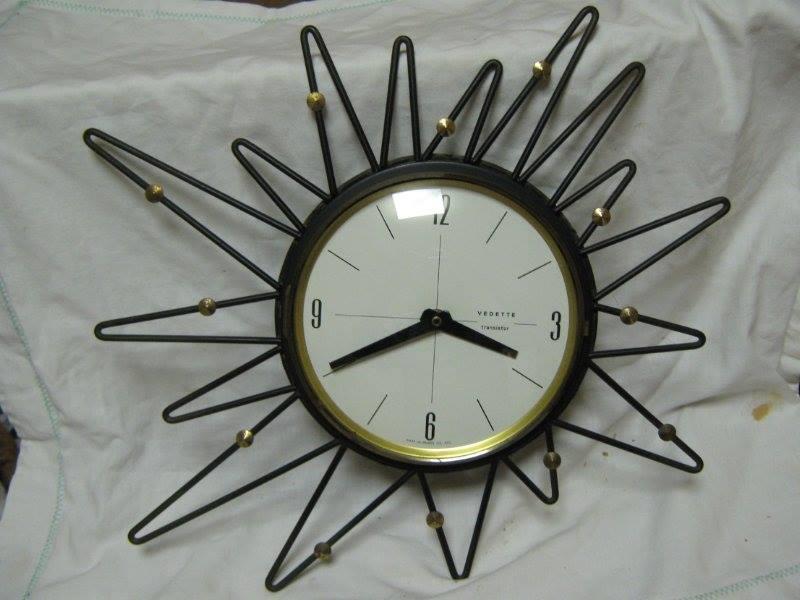 Horloges & Reveils fifties - 1950's clocks - Page 3 12295510