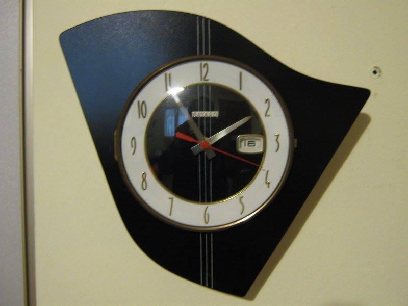 Horloges & Reveils fifties - 1950's clocks - Page 3 12299110