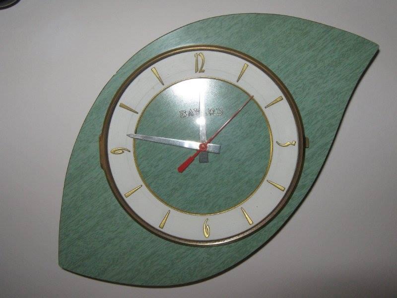 Horloges & Reveils fifties - 1950's clocks - Page 3 12299111