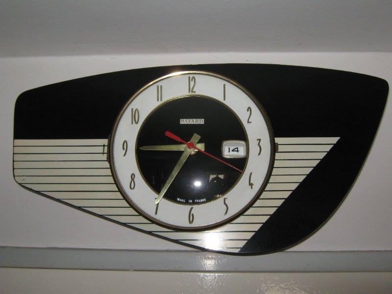Horloges & Reveils fifties - 1950's clocks - Page 3 12299112