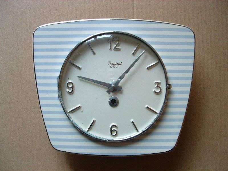 Horloges & Reveils fifties - 1950's clocks - Page 3 12299310