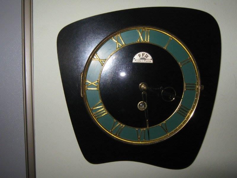 Horloges & Reveils fifties - 1950's clocks - Page 3 12301510