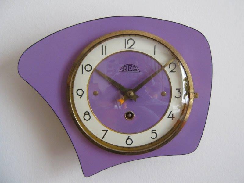 Horloges & Reveils fifties - 1950's clocks - Page 3 12308210