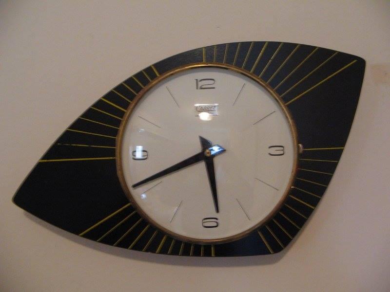 Horloges & Reveils fifties - 1950's clocks - Page 3 12308211