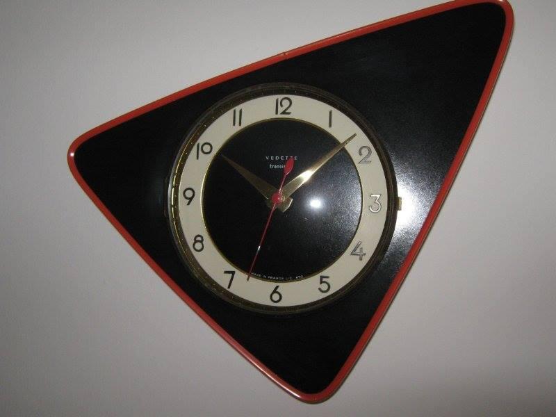 Horloges & Reveils fifties - 1950's clocks - Page 3 12308310