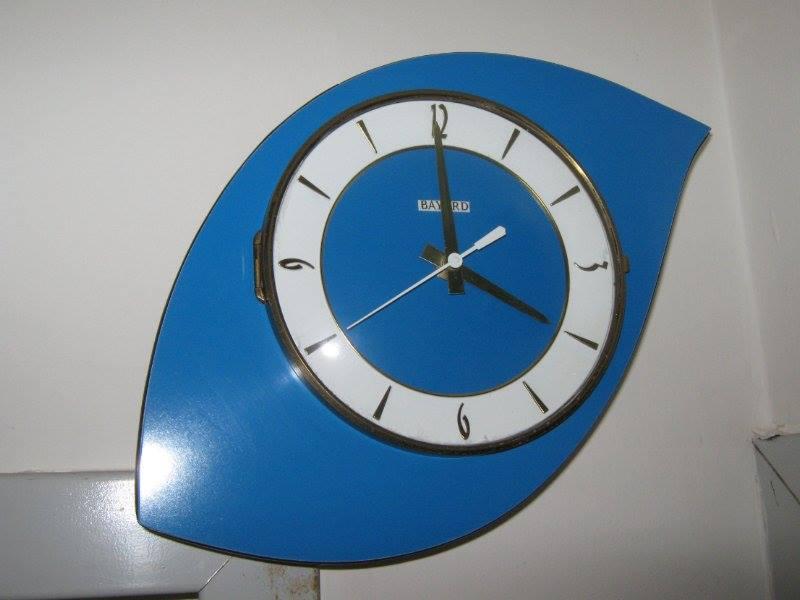 Horloges & Reveils fifties - 1950's clocks - Page 3 12308410