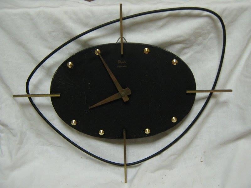Horloges & Reveils fifties - 1950's clocks - Page 3 12308411