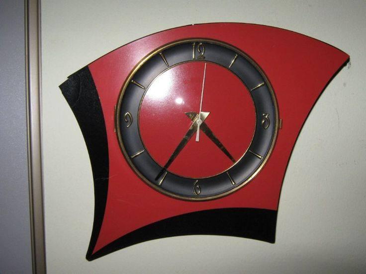 Horloges & Reveils fifties - 1950's clocks - Page 3 12308510