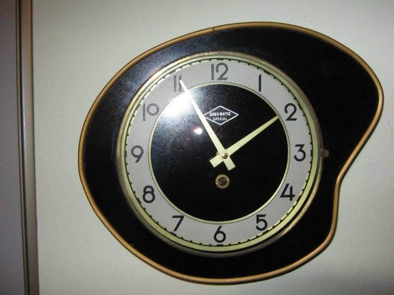Horloges & Reveils fifties - 1950's clocks - Page 3 12308611
