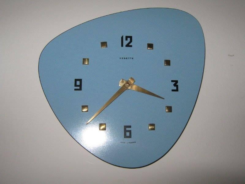 Horloges & Reveils fifties - 1950's clocks - Page 3 12308710