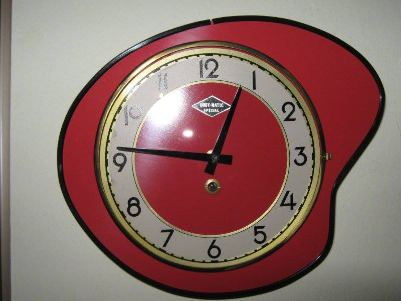 Horloges & Reveils fifties - 1950's clocks - Page 3 12308711