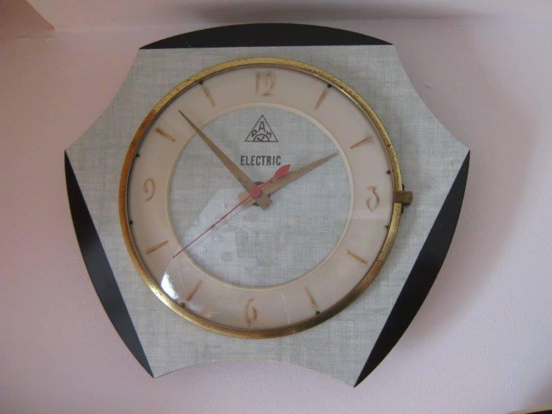 Horloges & Reveils fifties - 1950's clocks - Page 3 12308810