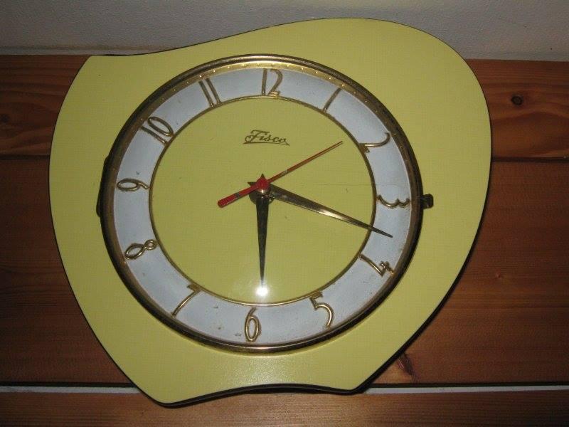 Horloges & Reveils fifties - 1950's clocks - Page 3 12310410