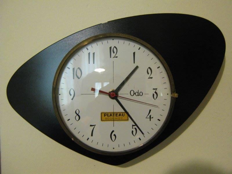 Horloges & Reveils fifties - 1950's clocks - Page 3 12310412