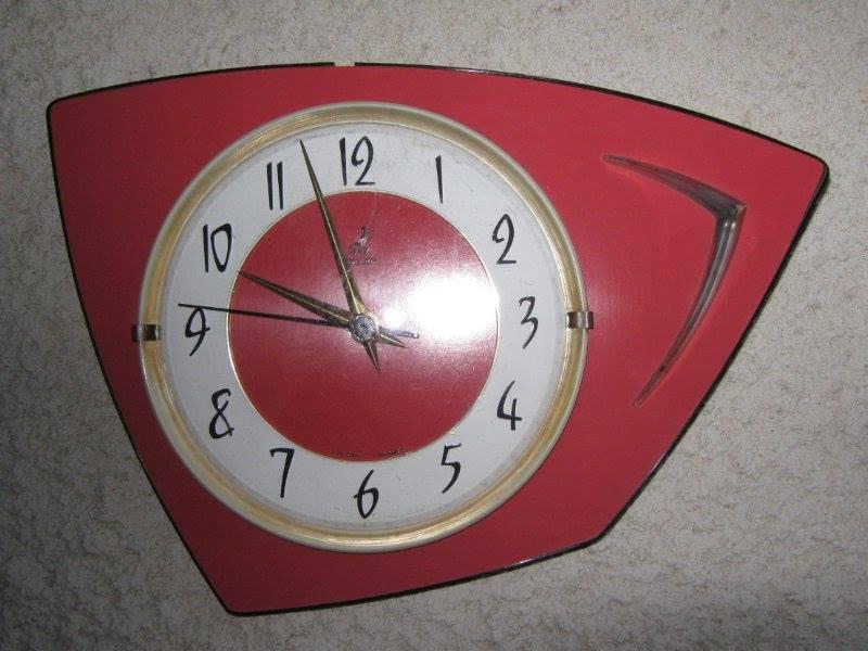 Horloges & Reveils fifties - 1950's clocks - Page 3 12310510