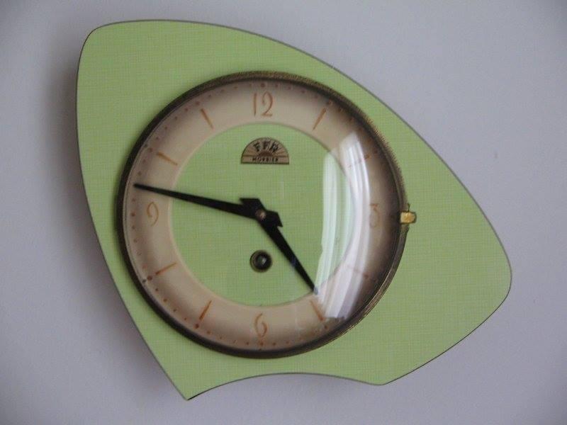 Horloges & Reveils fifties - 1950's clocks - Page 3 12311010