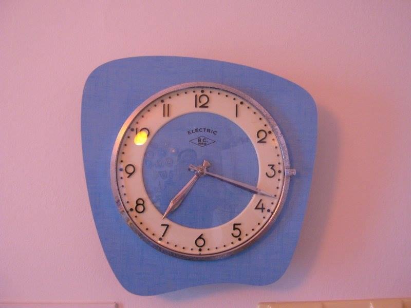 Horloges & Reveils fifties - 1950's clocks - Page 3 12311110