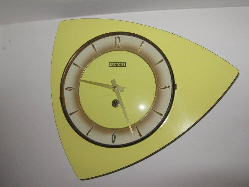 Horloges & Reveils fifties - 1950's clocks - Page 3 12311111