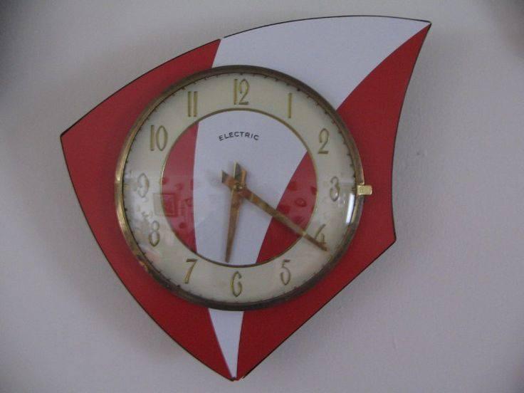 Horloges & Reveils fifties - 1950's clocks - Page 3 12311112
