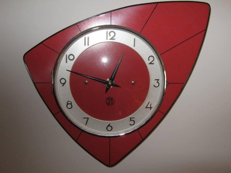 Horloges & Reveils fifties - 1950's clocks - Page 3 12311310