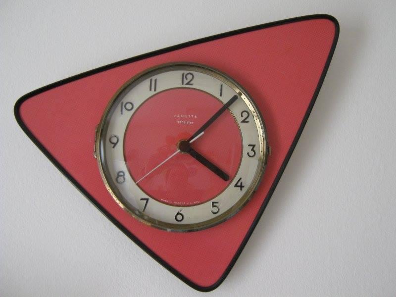 Horloges & Reveils fifties - 1950's clocks - Page 3 12313510