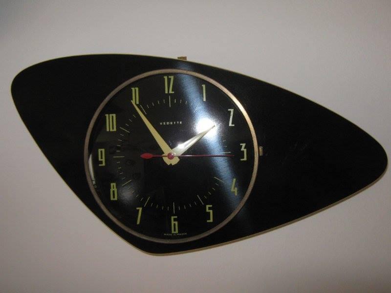 Horloges & Reveils fifties - 1950's clocks - Page 3 12313511